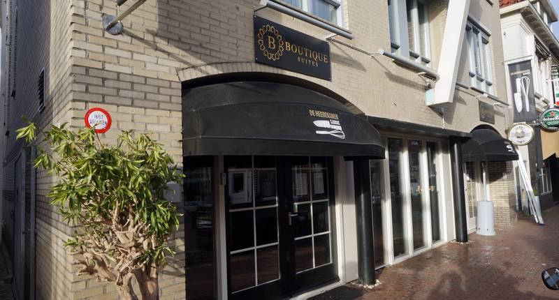 Boutique Suites Lisse-Schiphol – buitenkant hotel