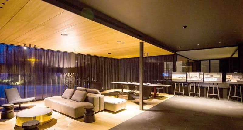 Domaine La Butte aux Bois – lounge