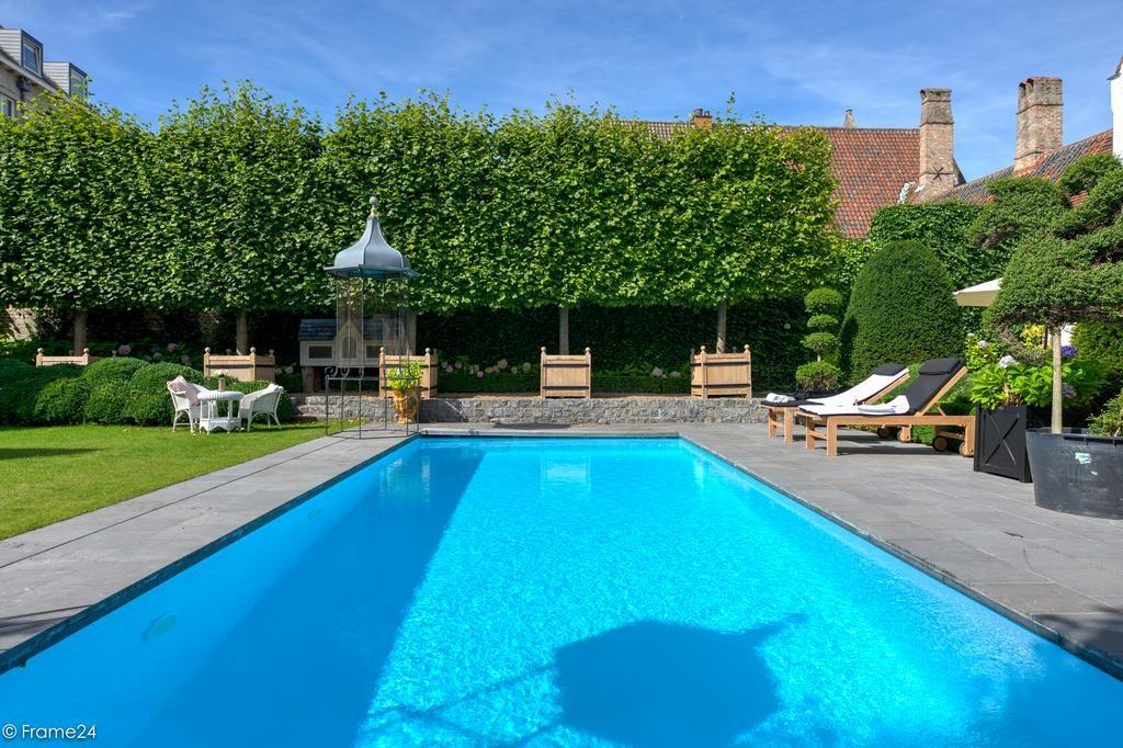 Exclusieve B&B The Secret Garden – zwembad