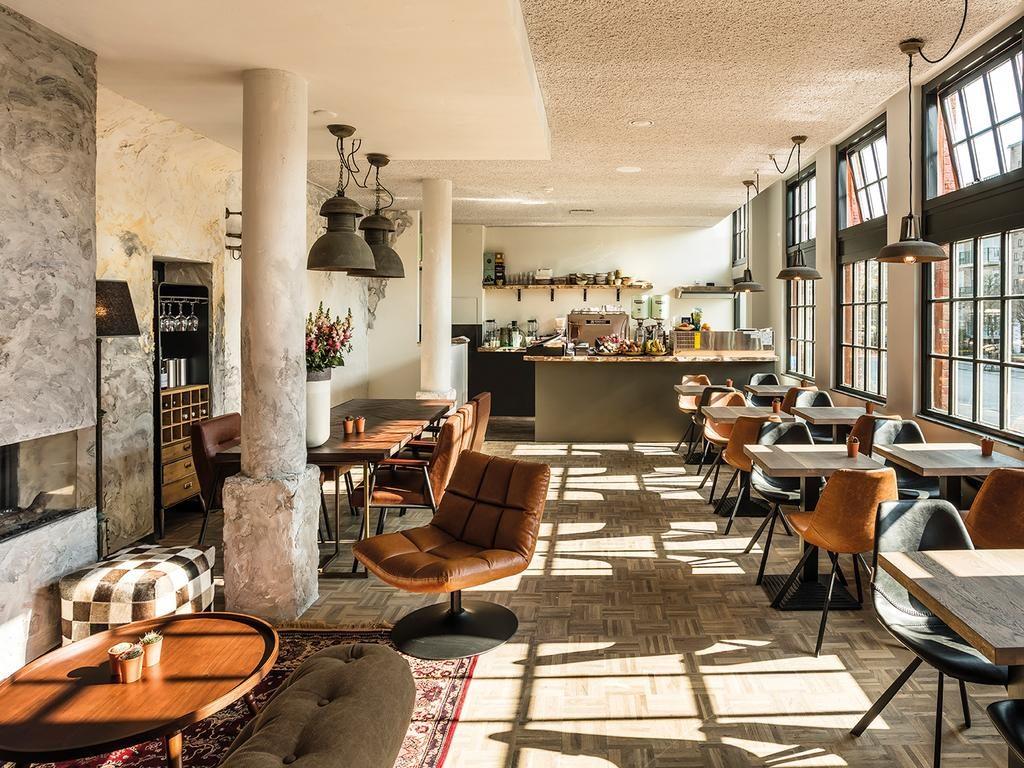 Hotel Bleecker – brasserie