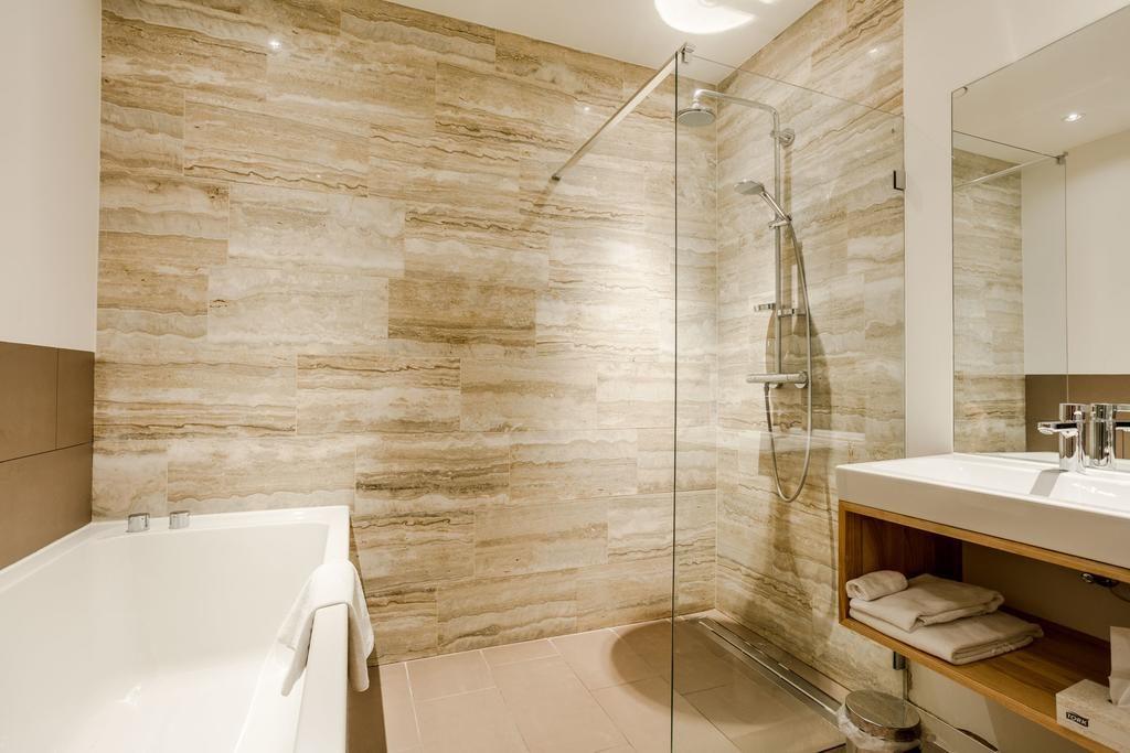 Hotel Bleecker – suite badkamer