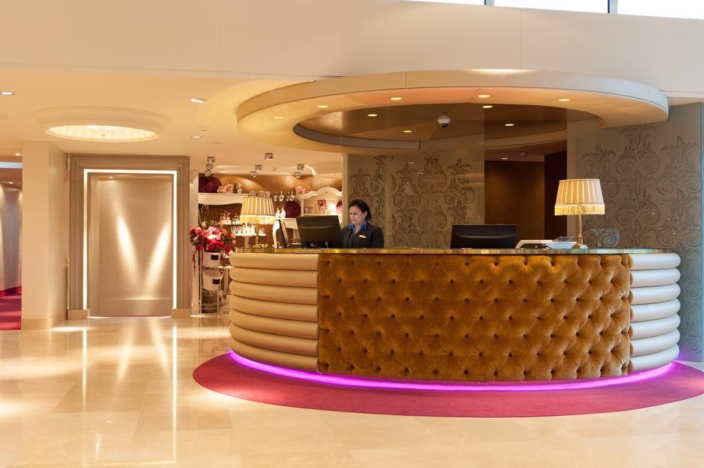 Hotel De Reehorst – Receptie