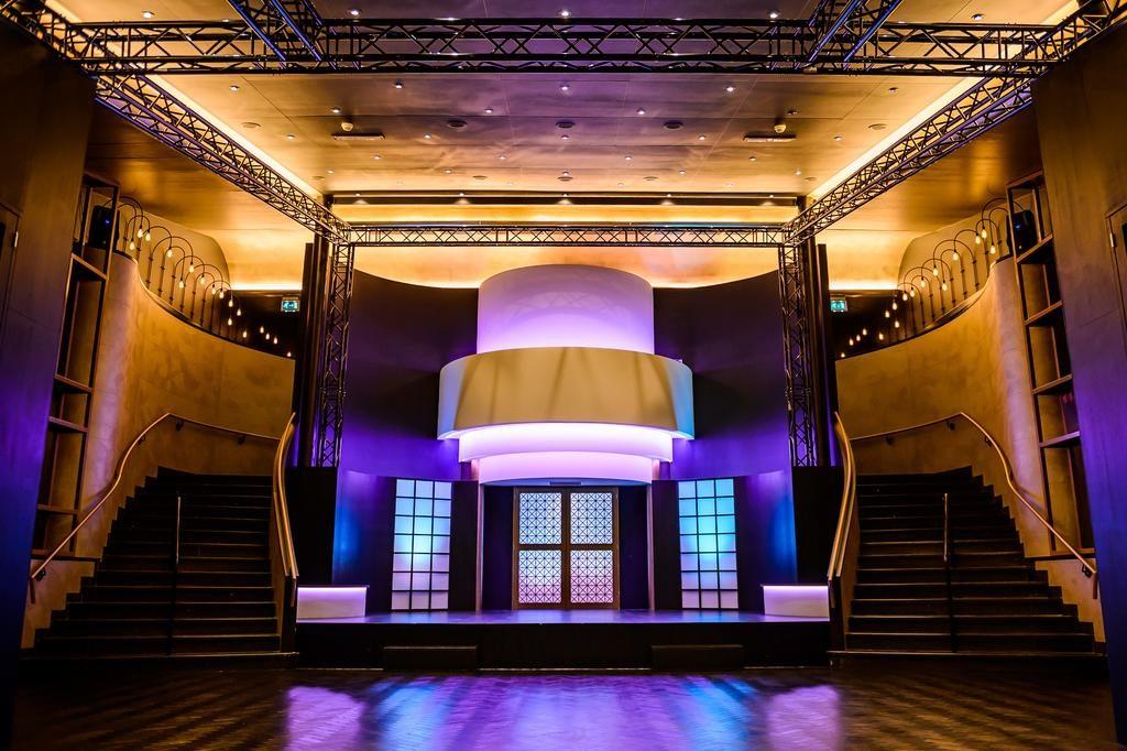 Hotel De Reehorst – lobby