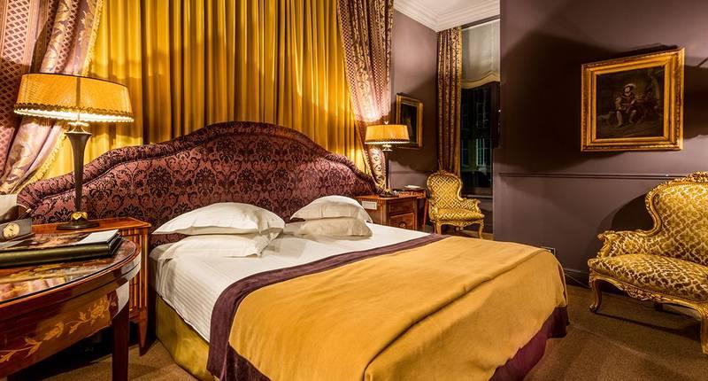 Hotel Die Swaene – Deluxe Suite