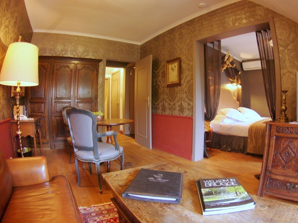 Hotel Die Swaene – Junior Suite