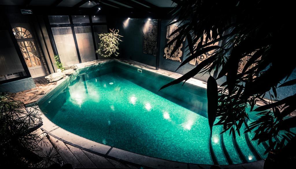 Hotel Die Swaene – binnenzwembad