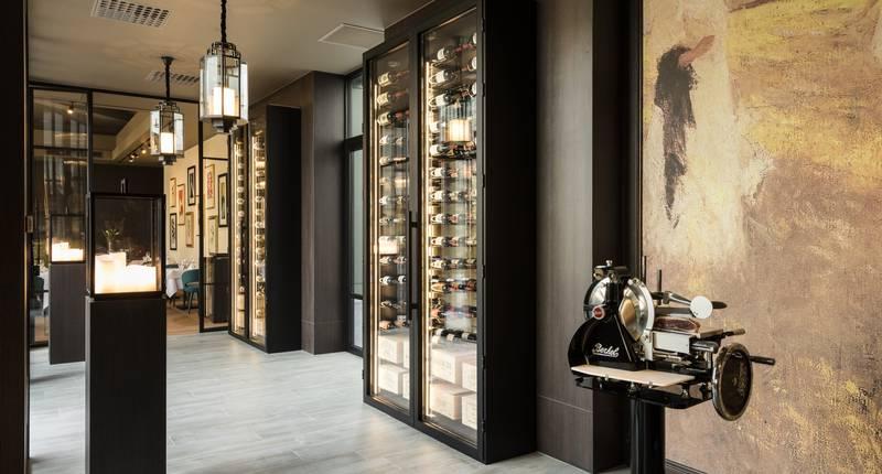 Hotel Dukes' Palace Bruges – restaurant