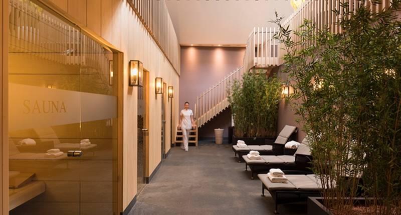 Hotel Dukes' Palace Bruges – wellnessfaciliteiten