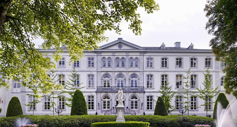 Hotel Kasteel Bloemendal – buitenkant hotel