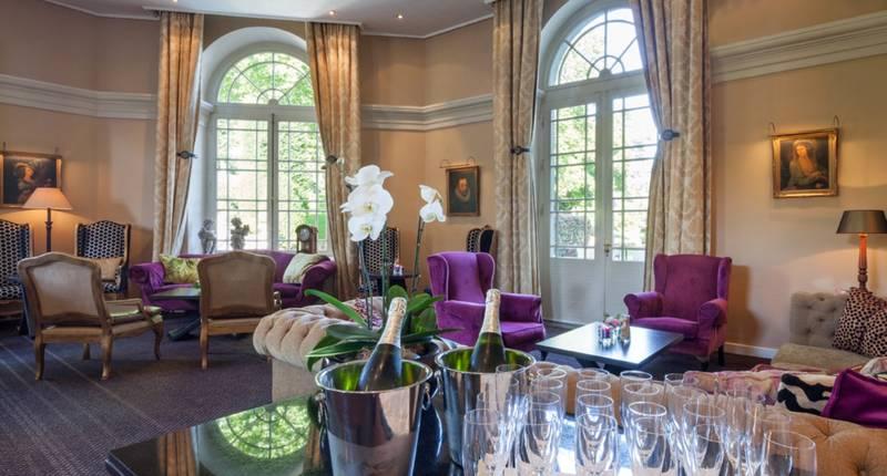 Hotel Kasteel Bloemendal – receptie