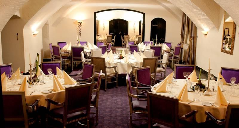 Hotel Kasteel Bloemendal – restaurant