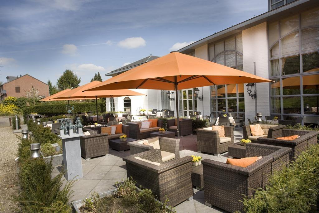 Hotel Kasteel Bloemendal – terras
