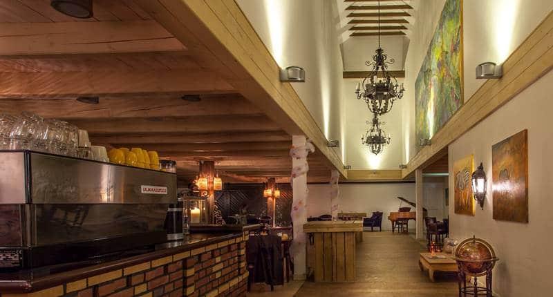 Hotel Resort Landgoed Westerlee – restaurant