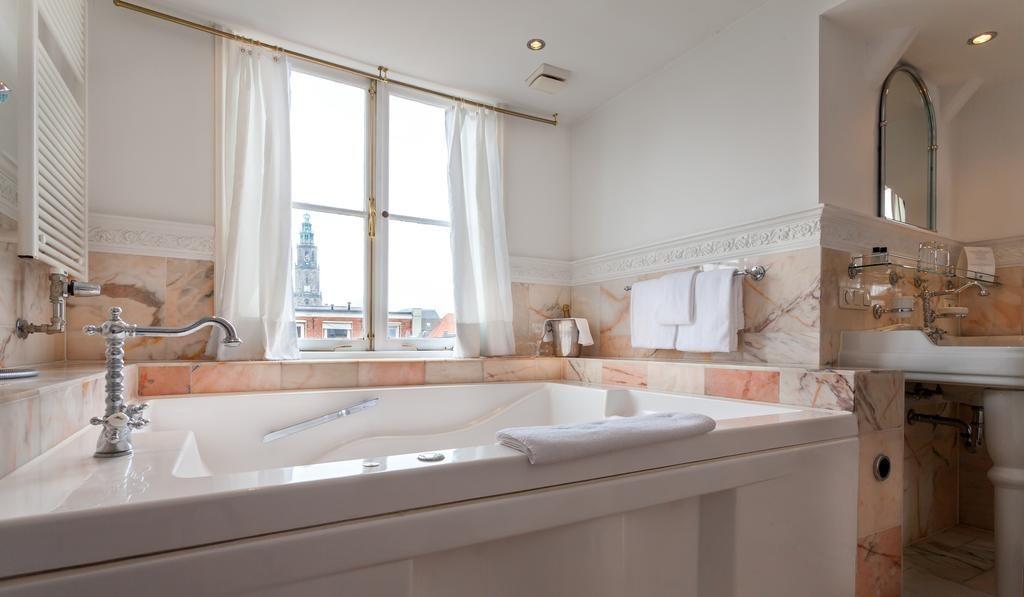 Hotel Schimmelpenninck Huys – Suite jacuzzi