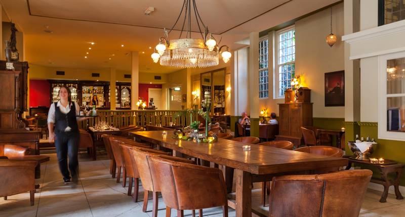 Hotel Schimmelpenninck Huys – restaurant