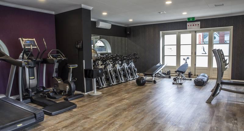 Hotel & Spa Savarin – fitnessruimte