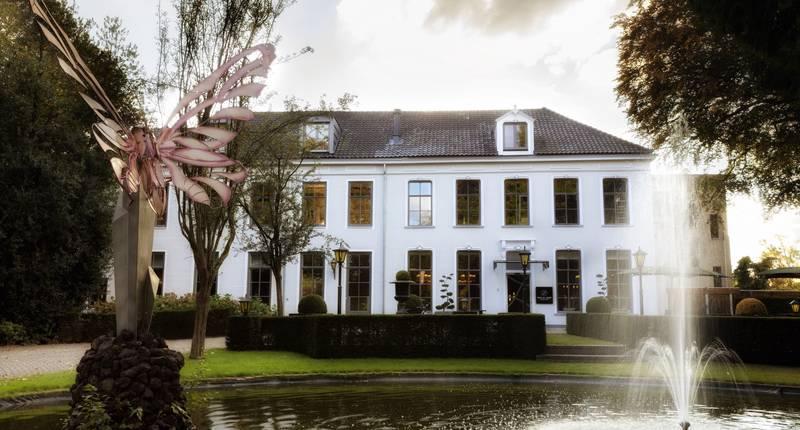 Hotel de Leijhof Oisterwijk – buitenkant hotel