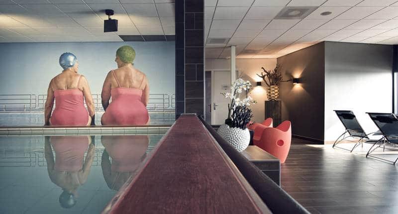 Inntel Hotels Rotterdam Centre – binnenzwembad