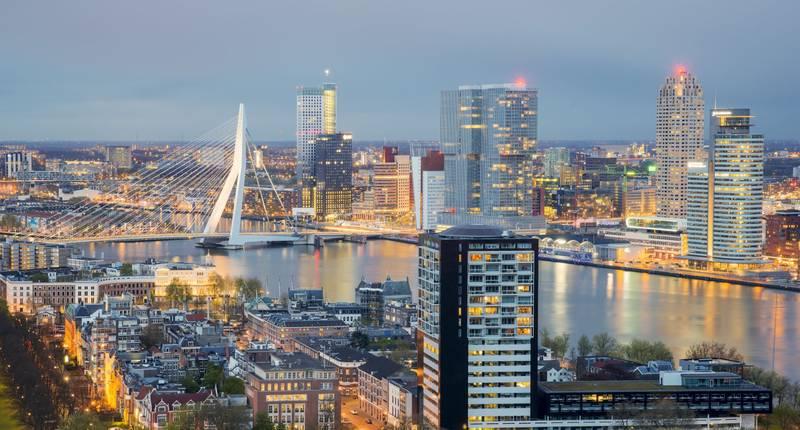 Inntel Hotels Rotterdam Centre – hotel Rotterdam