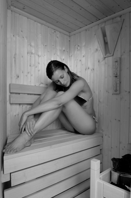 Inntel Hotels Rotterdam Centre – suite sauna