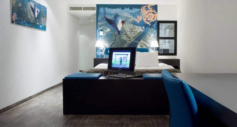 Inntel Hotels Rotterdam Centre – suite