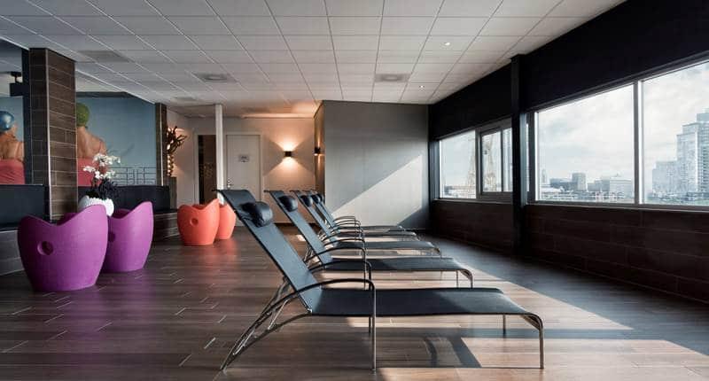 Inntel Hotels Rotterdam Centre – wellnessfaciliteiten