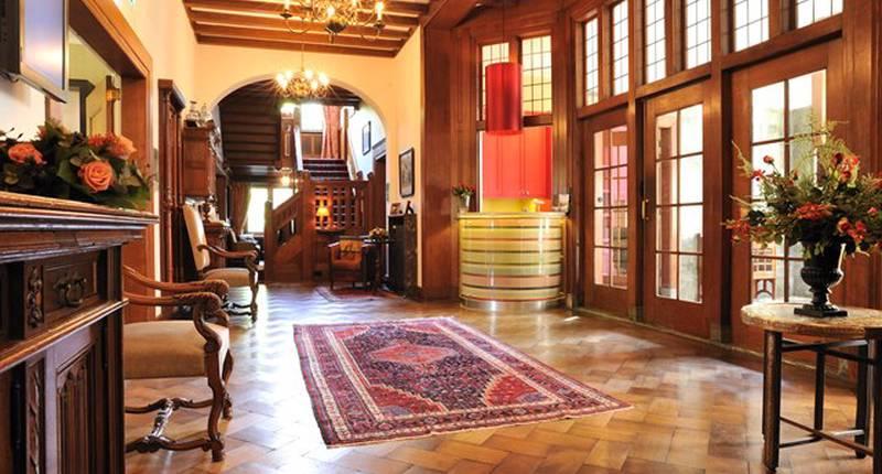 Landgoed Huize Bergen – receptie