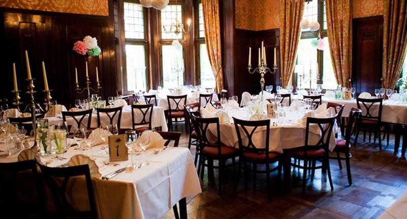 Landgoed Huize Bergen – restaurant