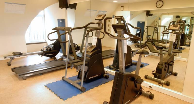 Martin's Brussels EU – fitnesscentrum