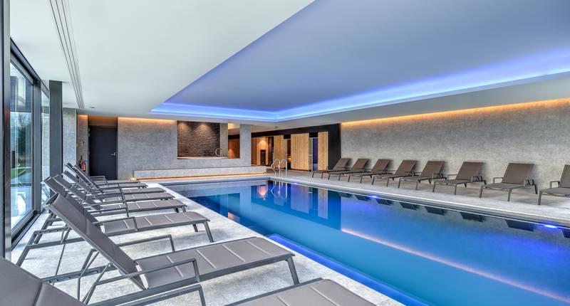 R Hotel Experiences – binnenzwembad