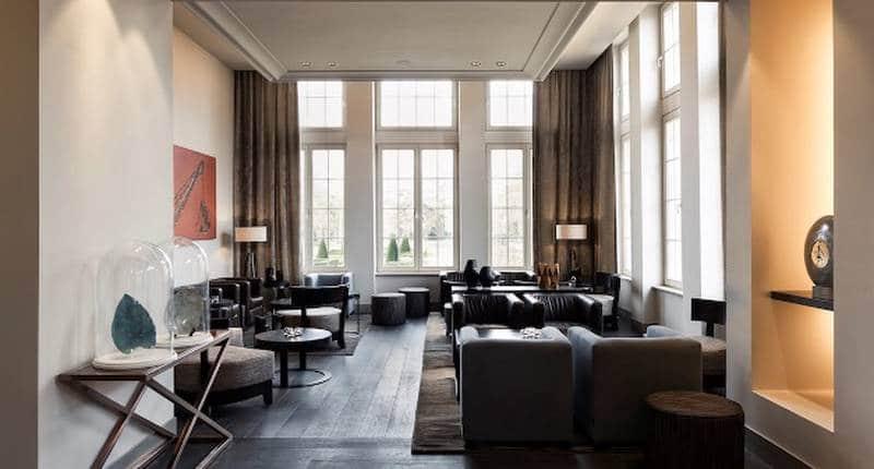 Terhills Hotel – lounge