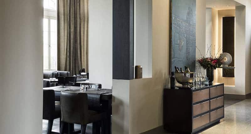 Terhills Hotel – restaurant