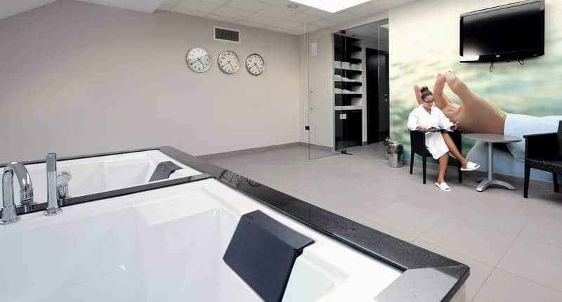 Van der Valk Brugge – Oostkamp – wellnessfaciliteiten