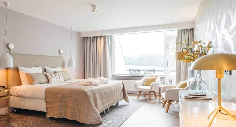 Van der Valk Hotel Apeldoorn – de Cantharel – Deluxe Sauna Suite