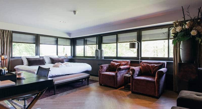 Van der Valk Hotel Apeldoorn – de Cantharel – Openbad Suite