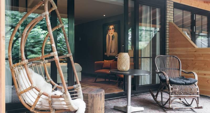 Van der Valk Hotel Apeldoorn – de Cantharel – Tuinsuite