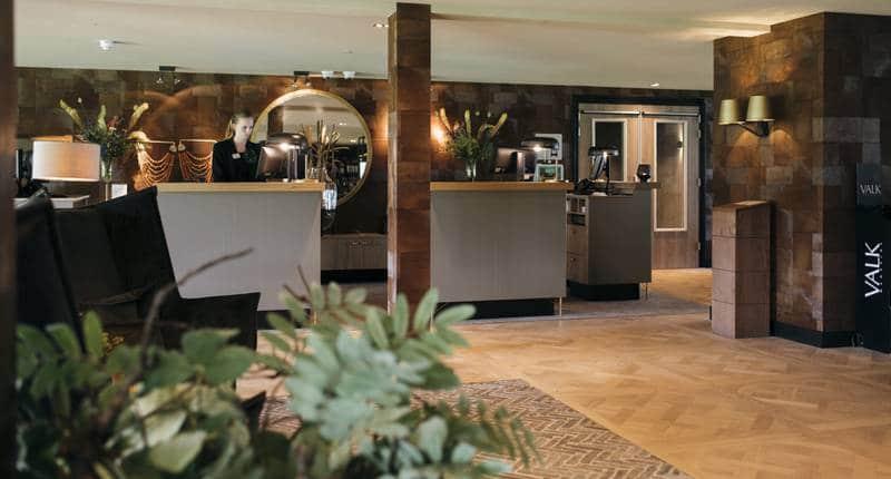 Van der Valk Hotel Apeldoorn – de Cantharel – receptie