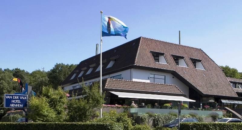 Van der Valk Hotel Arnhem – buitenkant hotel