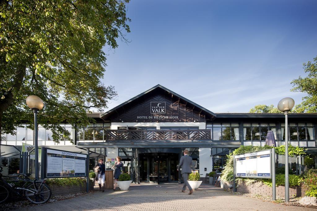 Van der Valk Hotel De Bilt–Utrecht – buitenkant hotel
