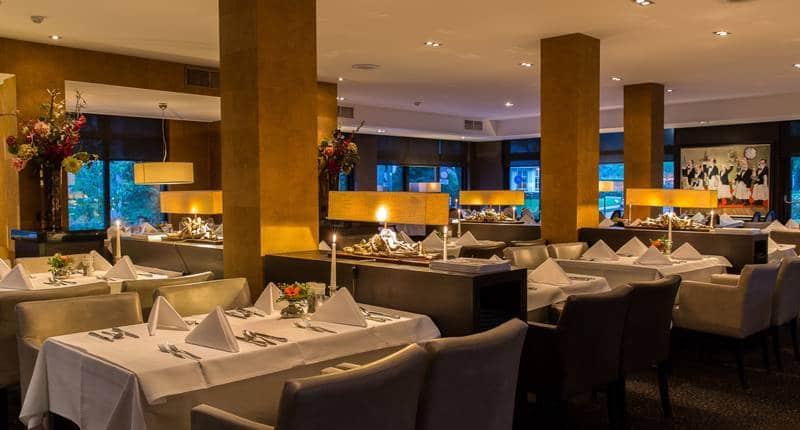 Van der Valk Hotel De Bilt–Utrecht – restaurant