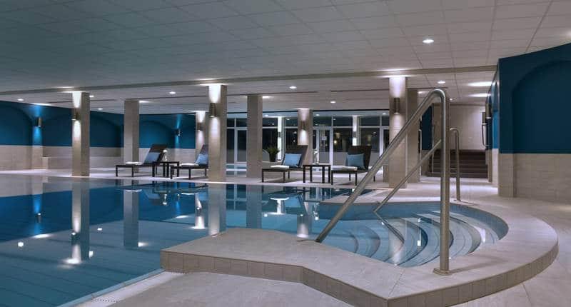 Van der Valk Hotel Gilze-Tilburg – binnenzwembad