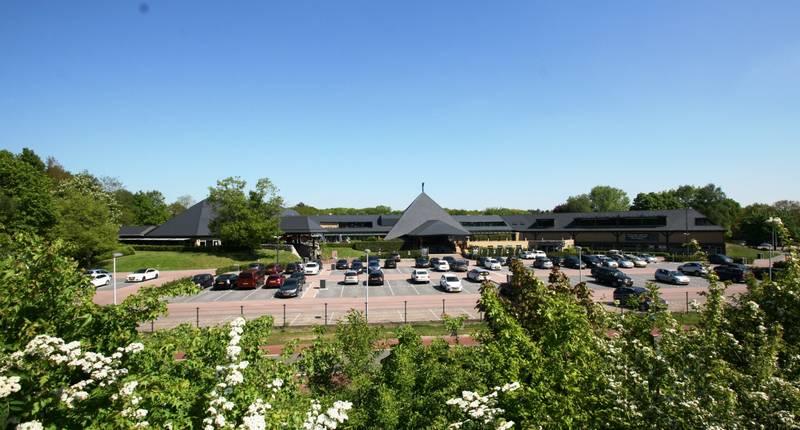 Van der Valk Hotel Gilze-Tilburg – buitenkant hotel
