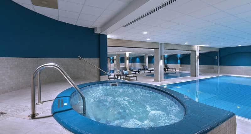 Van der Valk Hotel Gilze-Tilburg – wellnessfaciliteiten