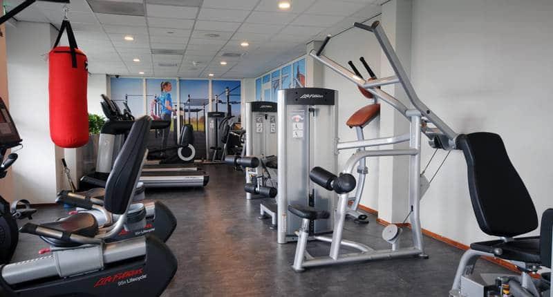 Van der Valk Hotel Haarlem – fitnessruimte