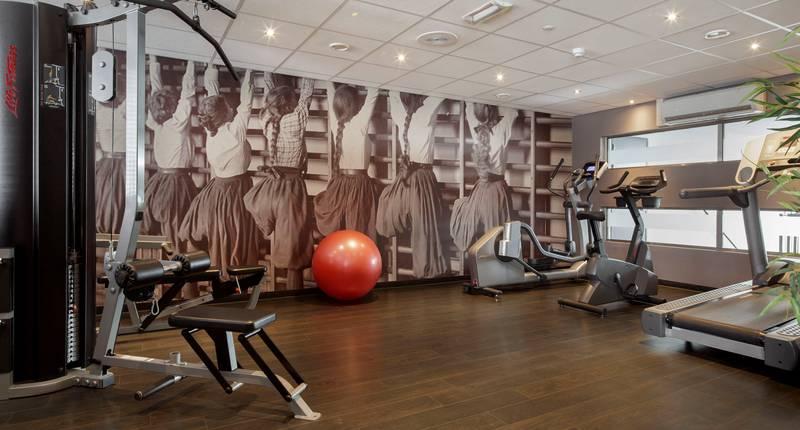 Van der Valk Hotel Sassenheim-Leiden – fitnesscentrum