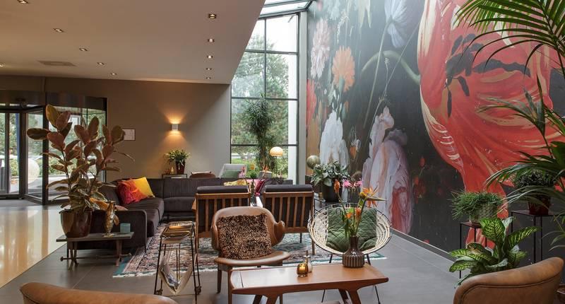 Van der Valk Hotel Sassenheim-Leiden – lobby