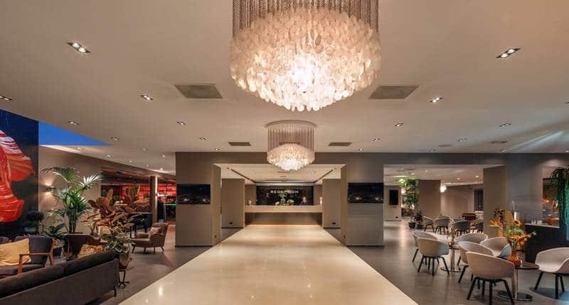 Van der Valk Hotel Sassenheim-Leiden – receptie