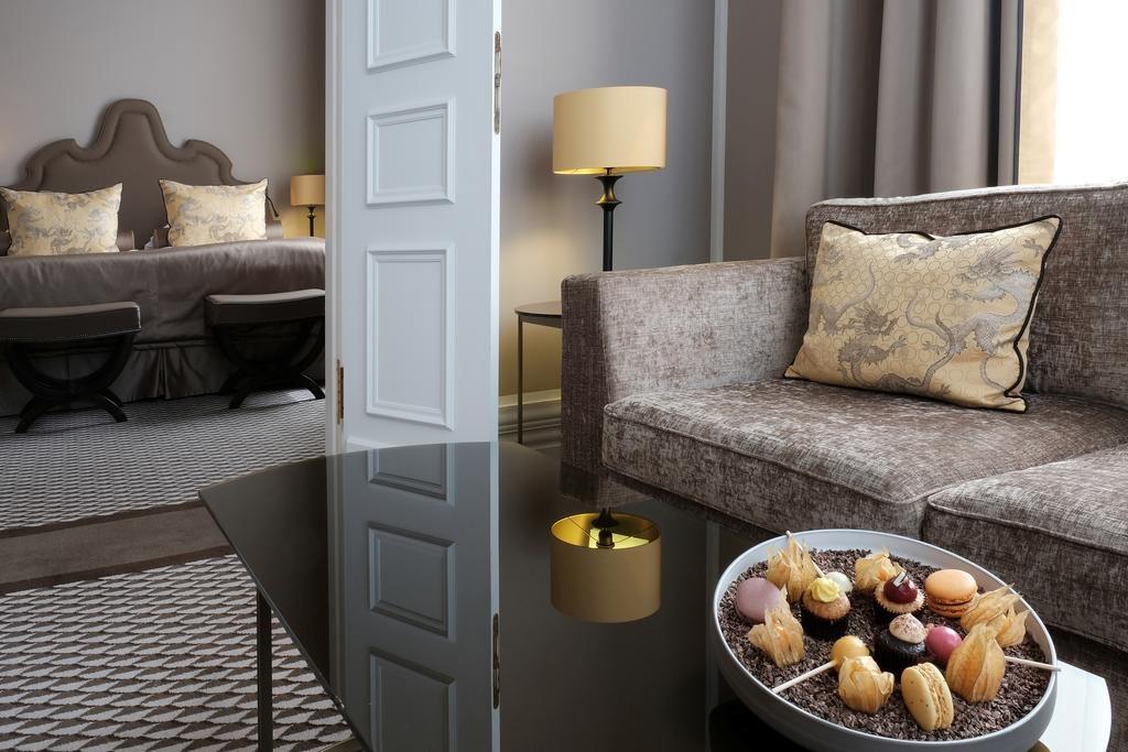 Althoff Grandhotel Schloss Bensberg – Dom Suite