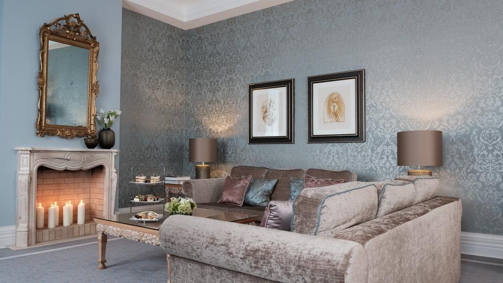 Althoff Grandhotel Schloss Bensberg – Presidentiële Suite