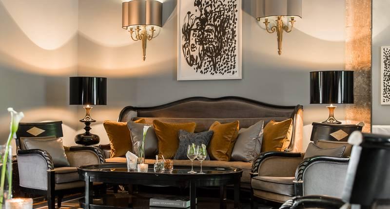 Althoff Grandhotel Schloss Bensberg – lounge